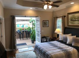 The Garden Suite - A Private Guest Retreat, homestay in Atlanta