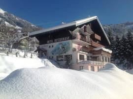 Le Roitelet, hotel in Châtel