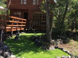 Cabañas Saint Bernard, vacation home in Chillán