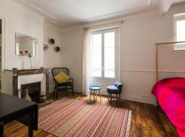 Studio I love Montmartre, bed and breakfast en París