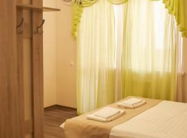 Traveler's Mini-Hotel, отель в Тюмени