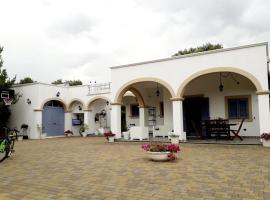 Villetta Medico, hotel i San Vito dei Normanni
