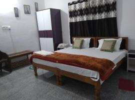 Happy Homestay, hotel spa en Khajurāho