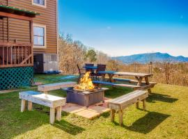 Breathtaking View, cabin in Sevierville