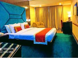 West Park Inn, hotel v destinaci Dháka