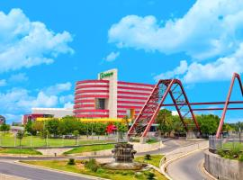 Holiday Inn Monterrey-Parque Fundidora, an IHG hotel, отель в городе Монтеррей