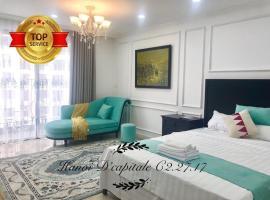 Hanoi D'Capitale Condominium, apartment in Hanoi