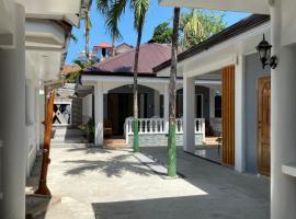 Monallan Boracay Hotel, отель в Боракае