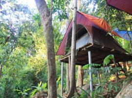 RainForest Camping Perhentian Island, Hotel in Perhentian-Inseln