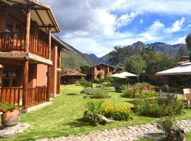 Lizzy Wasi Urubamba, hotel in Urubamba