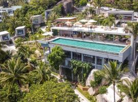 Kapuhala Koh Samui- Vegan Boutique Hotel, hotel in Chaweng Noi Beach
