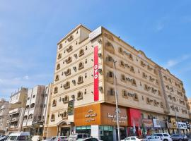 OYO 161 Middle East Suite, serviced apartment in Jeddah