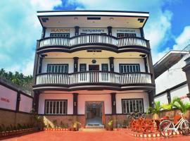 Mayon Backpackers Hostel, hotel sa Legazpi