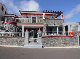 Casa Cabral, Ocean View, hôtel à Ponta do Sol