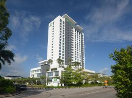 Holiday Inn Melaka, hotel in Melaka