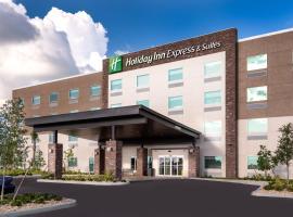 Holiday Inn Express & Suites - Punta Gorda, an IHG Hotel, Hotel in der Nähe vom Flughafen Charlotte County - PGD,
