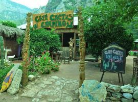 cafe cactus camping, glamping site in Antalya