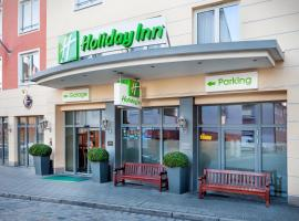 Holiday Inn Nürnberg City Centre, an IHG hotel, отель в Нюрнберге