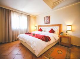 Hotel Menzeh Dalia & SPA, hotel in Meknès