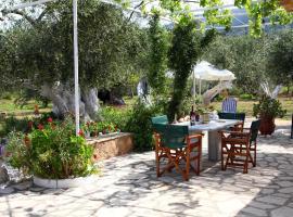 Anthia's Country House, country house in Agios Nikitas