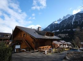 Chamath 16, hotel in Champéry