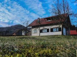 Holiday house with a parking space Jablan, Gorski kotar - 17970, room in Vrbovsko
