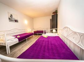 Naktsmītne pie ģimenes Rooms Marija Rīgā