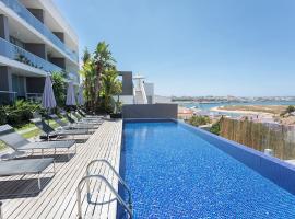 One2Seven, hotel cerca de Playa Grande, Ferragudo
