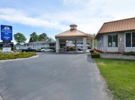 Americas Best Value Inn Mackinaw City, motel in Mackinaw City
