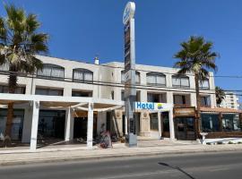 Hotel Canto del Mar, отель в городе Ла-Серена