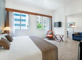 サボイ オソン、リオデジャネイロ、コパカバーナのホテル
