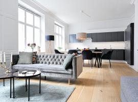 Executive Central Apartments, hotel in Copenhagen