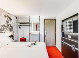 Ibis Styles Paris Saint Denis La Plaine, hotel in Saint-Denis