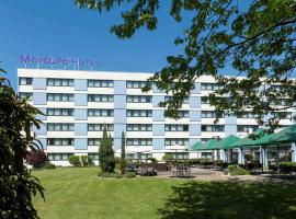 Mercure Hotel Mannheim am Friedensplatz, hotel in Mannheim