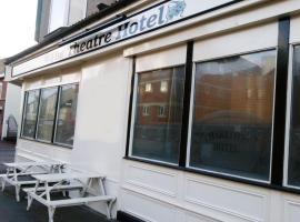 the theatre hotel, hotel near Riverside Stadium, Stockton-on-Tees