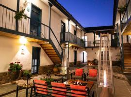 Abittare, hotel in Cusco