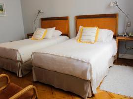 Zero Hotel, hotel en Valparaíso