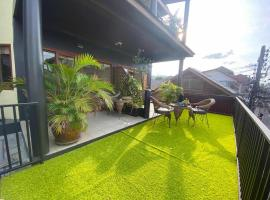 Green house Samui, serviced apartment in Bophut