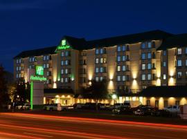 Holiday Inn Conference Centre Edmonton South, hotel em Edmonton