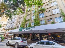 Eko Residence Hotel - a 200m dos Hospitais da Santa Casa, hotel en Porto Alegre