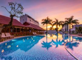 Suncosy Central Resort, hotel in Phú Quốc