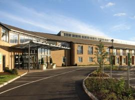 Holiday Inn Huntingdon Racecourse, hotel in Huntingdon