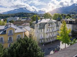 Villa Rein Boutiquehotel, Hotel in Bad Reichenhall