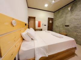 Huvan Inn, hotel v destinaci Fulidhoo