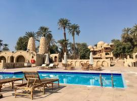 Djorff Palace, отель в Луксоре
