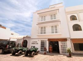 Casa Paracas, hotel in Paracas