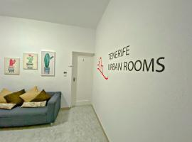 TENERIFE URBAN ROOMS, B&B in Santa Cruz de Tenerife