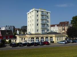 Seehotel Neue Liebe, Hotel in Cuxhaven