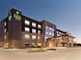 Holiday Inn Express & Suites - West Des Moines - Jordan Creek, hôtel à West Des Moines