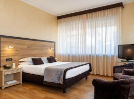 Augustus Hotel, hotel in Biella